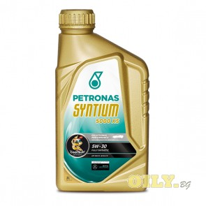 Petronas Syntium 5000 XS 5W30 - 1 литър