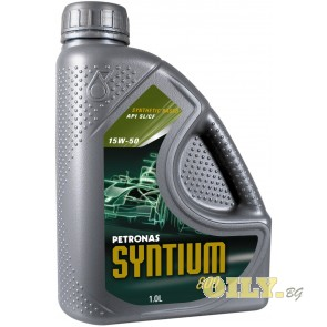 Petronas Syntium 800 15W50 - 1 литър