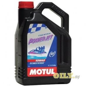 Motul Powerjet 4T 10W40 - 4 литра