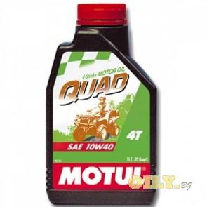 Motul Quad 10W40 4T - 1 литър