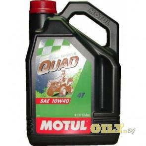 Motul Quad 10W40 4T - 4 литра