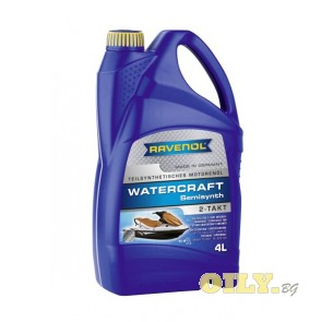 Ravenol Semisynth 2T - 4 литра