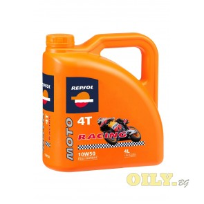Repsol 4T Moto Racing 10W50 - 4 литра