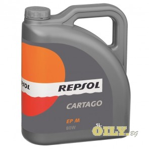 Repsol Cartago EPM 80W - 5 литра