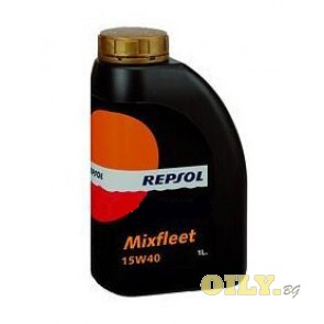 Repsol MIXFLEET 15W40 - 1 литър