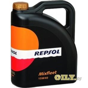 Repsol MIXFLEET 15W40 - 4 литра