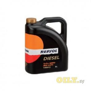 Repsol Diesel Turbo UHPD 10W40 Mid SAPS - 5 литра