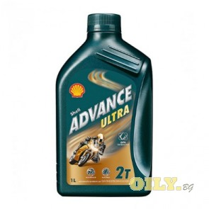 Shell Advance Ultra 2T - 1 литър