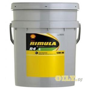 Shell Rimula R4 L 15W40 - 20 литра