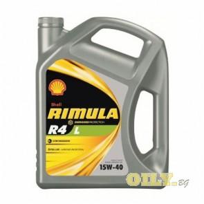 Shell Rimula R4 L 15W40 - 4 литра