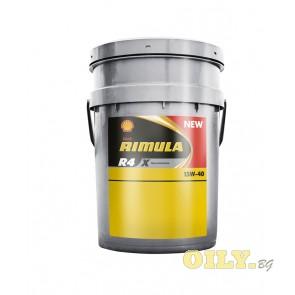 Shell Rimula R4 X 15W40 - 20 литра