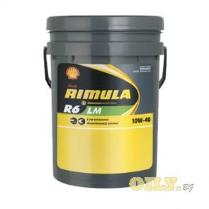 Shell Rimula R6 LM 10W40 - 20 литра