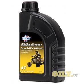 Silkolene Quad ATV 10W40 - 1 литър