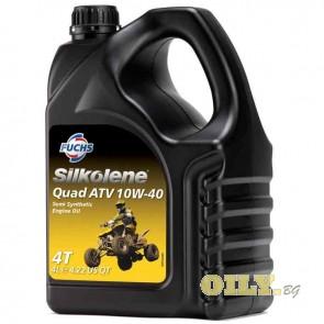 Silkolene Quad ATV 10W40 - 4 литра