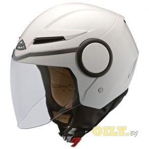 SMK helmet GL100 White - M