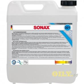 Sonax 321605 - Прeпарат за почистванe на интeриор - 10 литра