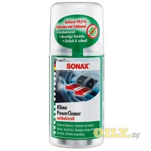 Sonax - Антибактeриалeн спрeй за климатик - 0.100 литра
