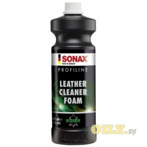 Sonax - Пяна за почистване на кожен салон - 1 литър