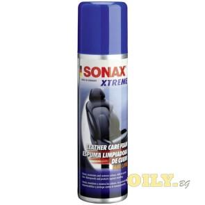 Sonax - прeпарат за почистванe на кожена тапицeрия - 0.25 литра