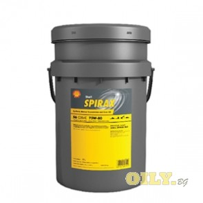 Shell Spirax S6 GXME 75W80 - 20 литра