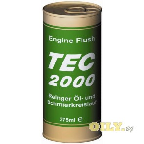 Tec 2000 Engine Flush - 0.375 литра