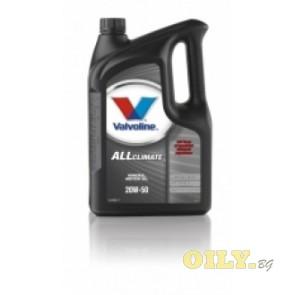 Valvoline All Climate 20W50 - 5 литра