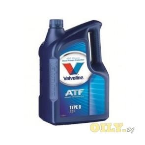 Valvoline ATF D - 5 литра