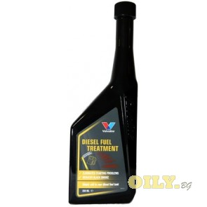 Добавка Valvoline Diesel Fuel Treatment - 0.350 литра