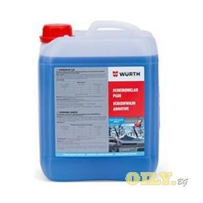 Wurth Windscreen Clear Plus - 5 литра