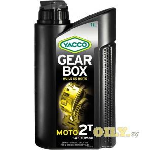 Yacco Gearbox 2T 10W30