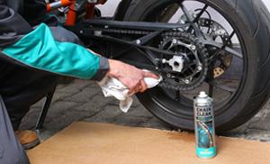 Професионален спрей за вериги от Motorex