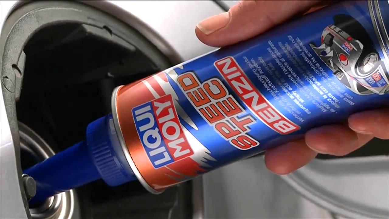 Добавка за подобряване на бензиновото гориво - Liqui Moly