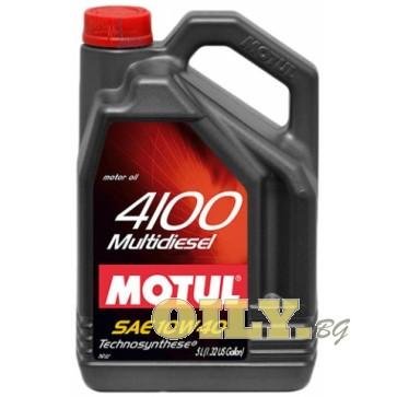 Motul 4100 Multi D 10W40 - 5 литра