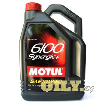Motul 6100 Synergie+ 10W40 - 4 литра