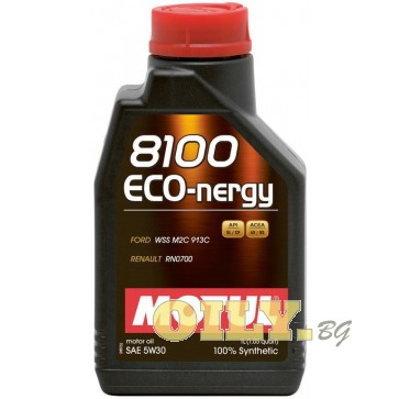 Motul 8100 ECO-nergy 5W30 - 1 литър