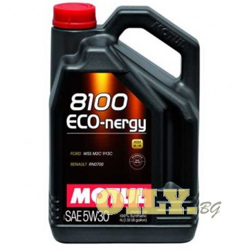Motul 8100 ECO-nergy 5W30 - 4 литра