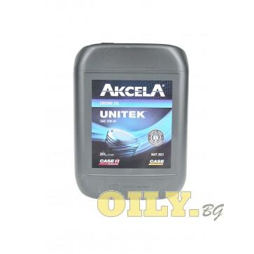 Case Akcela Unitek 10W40 - 20 литра