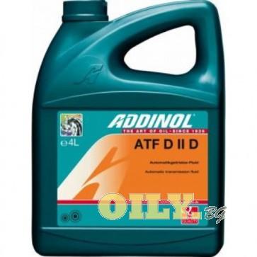 Addinol ATF D II D - 4 литра