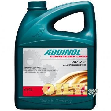 Addinol ATF D III - 4 литра