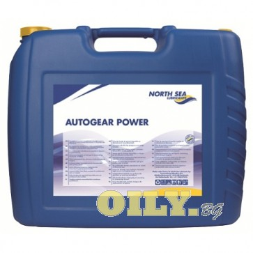 North Sea Autogear Power MP 80W90 - 20 литра