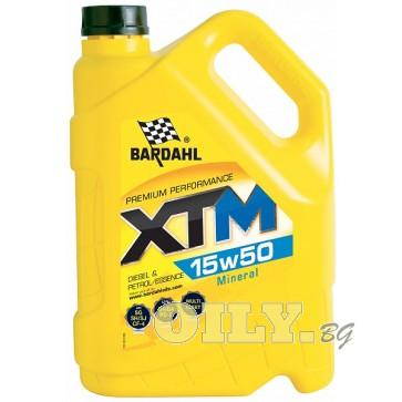 Bardahl-XTM 15W50 - 5 литра