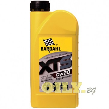 Bardahl-XTS 0W20 - 1 литър