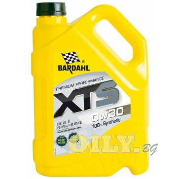Bardahl-XTS 0W30 - 5 литра
