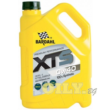 Bardahl-XTS 0W40 - 5 литра