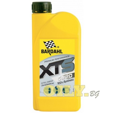 Bardahl-XTS 5W20 - 1 литър