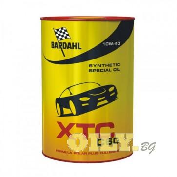 Bardahl - XTC C60 10W40 - 1 литър