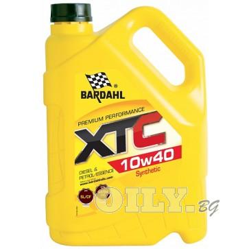 Bardahl - XTC 10W40 - 5 литра