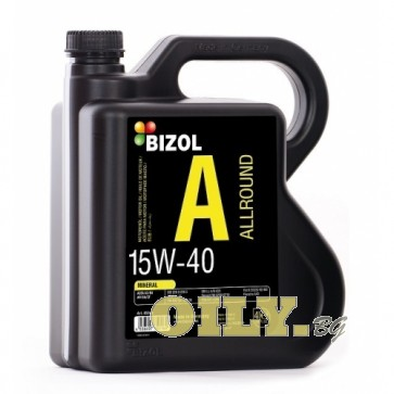 Bizol Allround 15W40 - 4 литра
