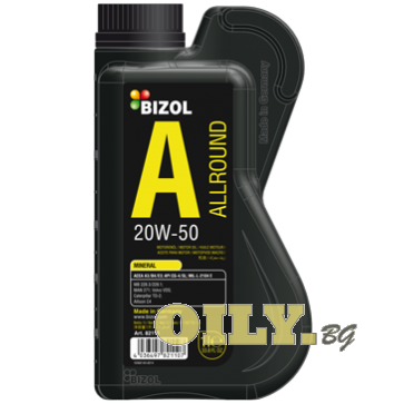 Bizol Allround 20W50 - 1 литър