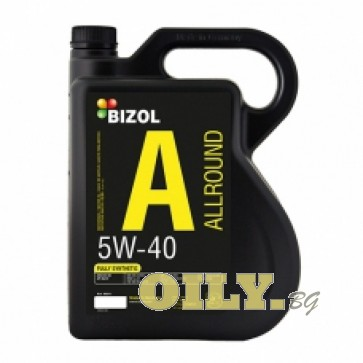 Bizol Allround 5W40 - 4 литра